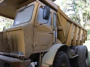 Caminhão RK 425 Randon 1986