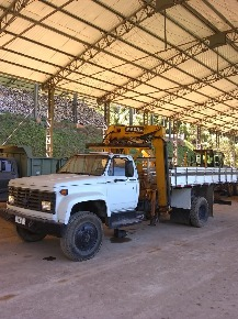 Munck Madal 10 ton. - GM Chevrolet 12.000 Toco 1996
