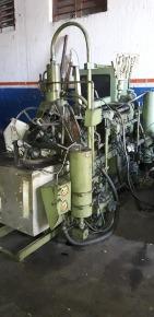 Injetora de Alumínio Frech DAW-63 1986