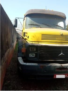 Caminhão Cavalo Mecânico Mb LS1934 1988
