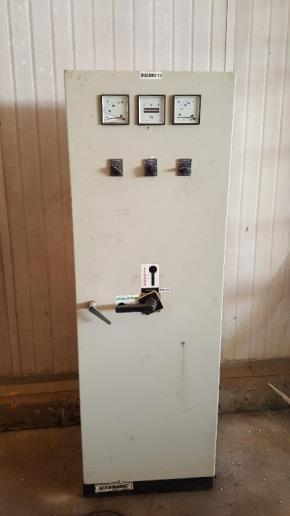 Gerador de Energia Diesel Stemac 440 KVA com Tanque e Painel DKBH 321/04