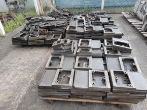 Sucata de Aço Inox Aprox. 5 Ton - Nobres MT
