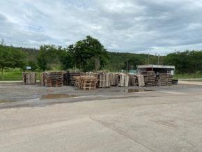 Sucata de Madeira Aprox. 168 ton a gerar em 12 meses - Cuiabá MT