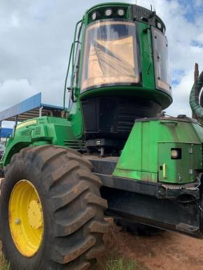 Forwarder John Deere 1910e 6w 2018