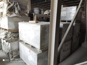 Sucata de Tijolos Argamassa e Concreto Vencidos Xambioá TO Aprox. 25 Ton.