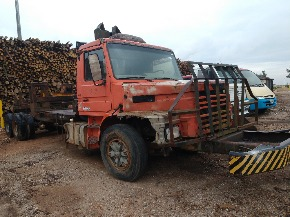Caminhão Scania 112 ES 6X4