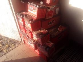 Sucatas de Baterias Aprox. 700 Kg - Ponta Grossa PR