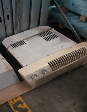 Equipamentos Sem Utilização (Extintores, Máquina Esticadora, Transformador, etc)
