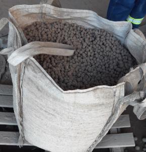 Sucata de Corpos Moedores com Impurezas Aprox. 8 Ton a gerar em 12 meses - Nobres MT.