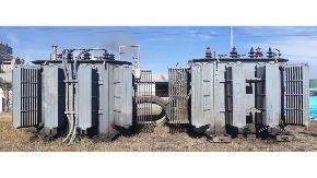 Transformador de distribuição potencia 2500KVA, fabricação Pelizzari  Aprox. 2 peças