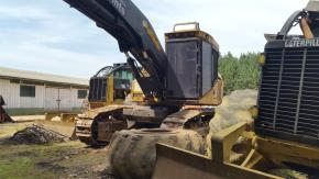Tiger Cat H855C Feller Buncher 2010