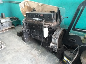 Motor Cummins Modelo M11