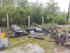 Sucata de Aço Comum Aprox. 15 Ton a gerar em 12 meses - Manaus AM