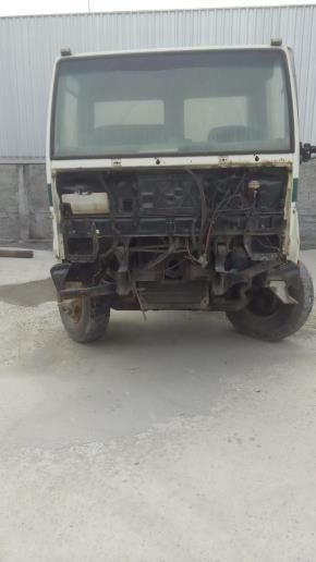 Caminhão Ford Cargo 2425 - 1998/1998 - 6 x 4  Betoneira – Sem Implemento