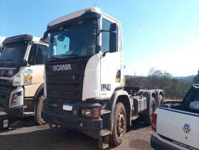 SUCATA de Caminhão SCANIA G 440 A6X4 CS Ano 2015/2015