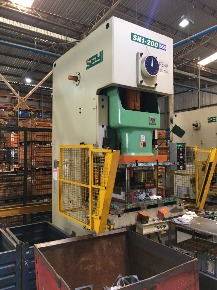 Prensa Excêntrica Seyi 200 ton