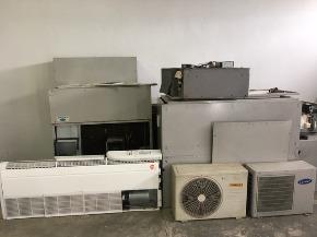 Lote Ar Condicionado Carrier Modelos Variados