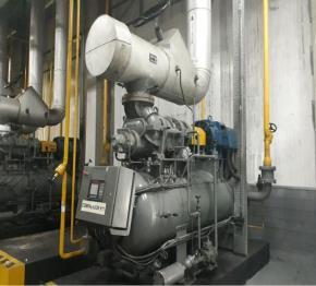Compressor Mycom 250 VLD 2007 (01)