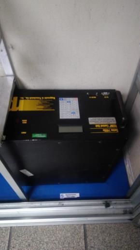 Sistema de Monitoramento de Qualidade do Ar
