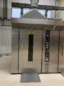 Forno Industrial Rototérmico Has RGN 1280 2014