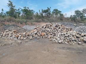 Sucata de Tijolos Refratários Cuiabá aprox. 190 ton a gerar em 12 meses.