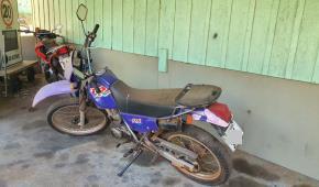 Moto Honda Xlr 125 2000/2000 Gasolina