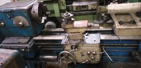 Torno Mecânico Meuser & CO 1950