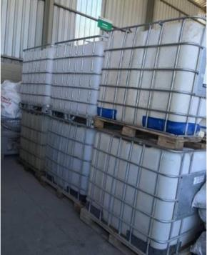Bombona de Plástico Reservatório IBC´s 1000 L - 8 Unidades