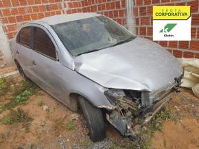 Sucata de Volkswagen Voyage TRENDLINE 1.6 Ano 2016/2017 (BATIDO) (Goiana/PE)