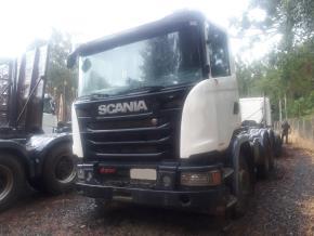 Caminhão Scania G 440 A6X4 CS 2014/2014