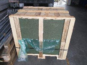 Caixas de Madeira para Uso Exportação bem Reforçada