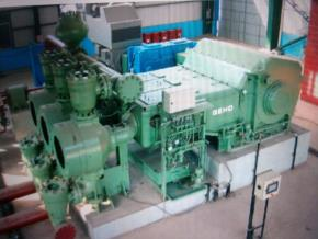 Bombas de Alta Capacidade GEHO -  Modelo TZPM 2000  - Ano 2011