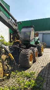 Harvester Timberjack 1270b 1998