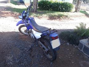 Moto YAMAHA/XTZ 125E ano 2012/2012