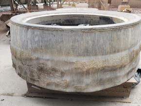 Sucata de Aço Cromo Aprox. 48 ton Retirada Imediata