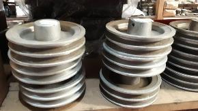 Polias de Alumínio