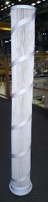 Filtro em Poliester Cônico 185x100x1200 Airlink