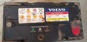 Bateria Volvo 110 Ah