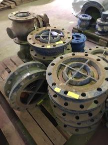 Válvula de Retenção com Flange 250 mm
