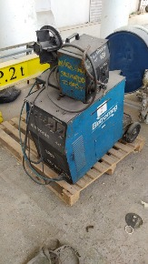 Máquina de Solda Industrial MIG - Eletromeg