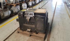 Motor de Tração D87-17 Dentes