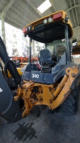 Retroescavadeira Jonh Deere 310k 4x2 2013