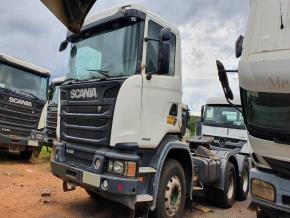 Caminhão Scania G440 A6X4 2014/2015