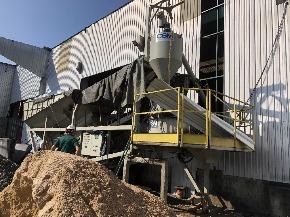 Usina de Concreto Csm MCD 500 2016