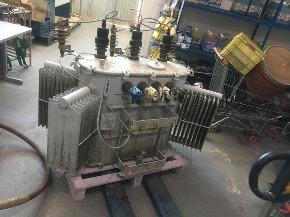 Transformador a Óleo 225 kVA