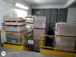 Sucata de Tijolos Refratarios Vencidos Aprox. 42 ton.