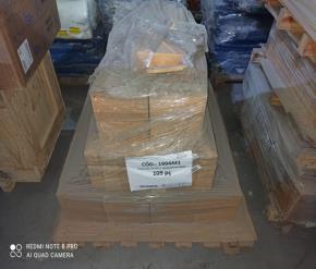 Sucata de Argamassa, Concreto e Tijolos Vencidos Aprox. 5470kg