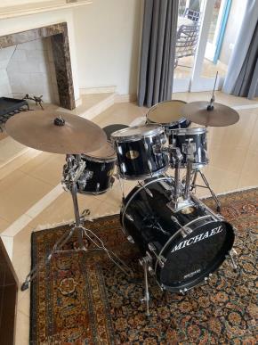 Lote com 5 Instrumentos Musicais Melhores Marcas