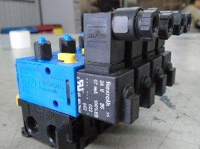 Válvula Pneumática Bosch Rexroth