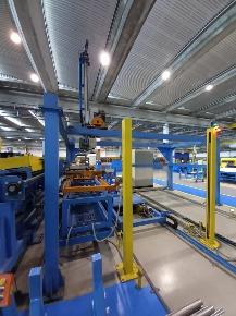 Sistema Automático de Paletização Dynamik do Brasil 2013